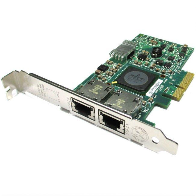 Сетевая карта | Dell P/N: 0G218C PCI-E 2-Port Gigabit NIC |