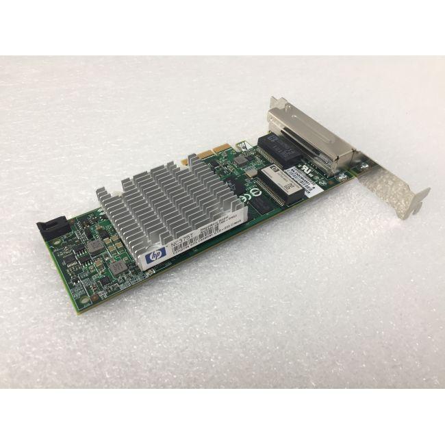 Сетевая карта   NC375T PCI 4 ports 10GbE  HP 491176-001