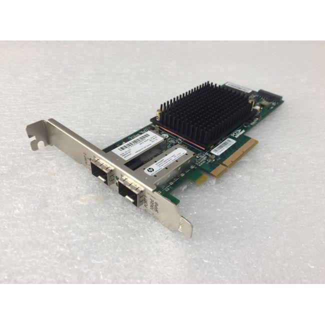 Сетевая карта | NC550SFP dual-port 10GbE | HP 586444-001 |