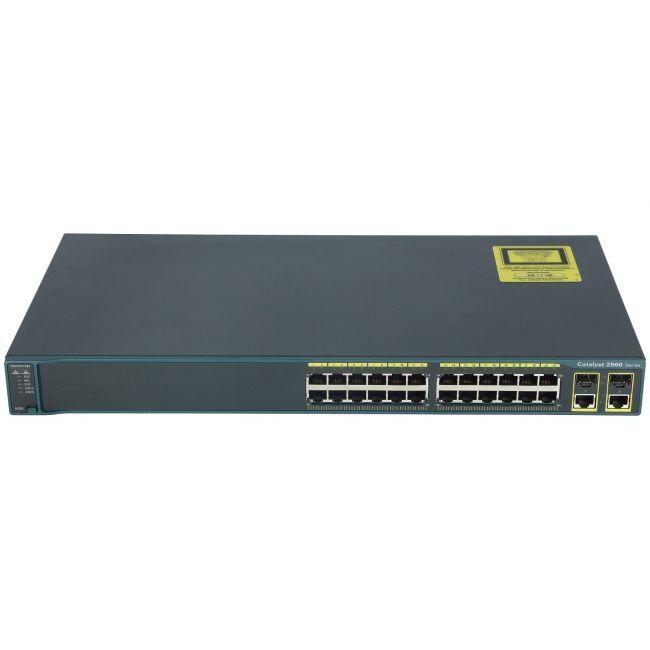 Cisco Catalyst WS-C2960-24TC-L