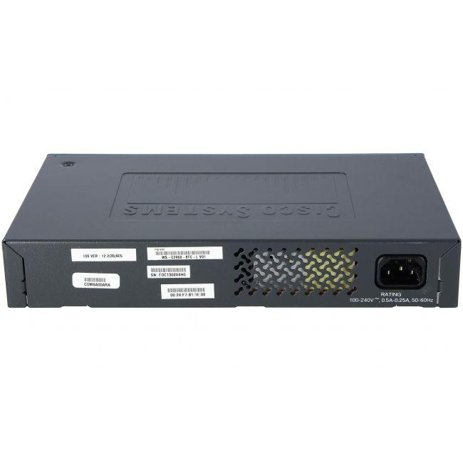 Cisco Catalyst WS-C2960-8TC-L