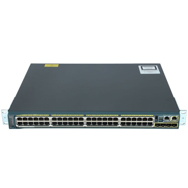 Cisco Catalyst WS-C2960S-48LPS-L