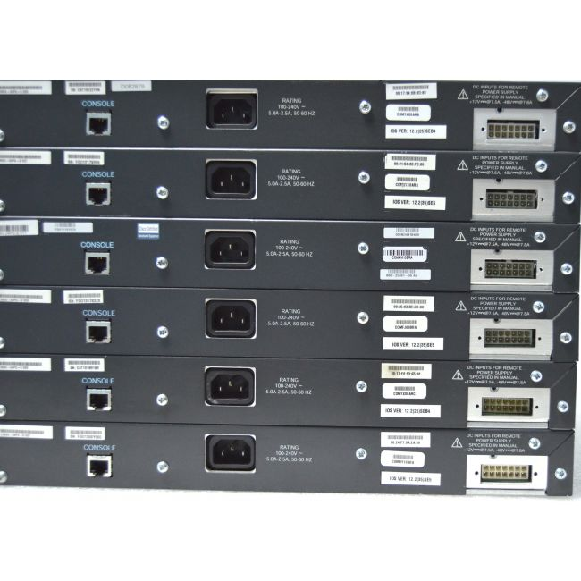 CISCO WS-C3560-24PS-S POE