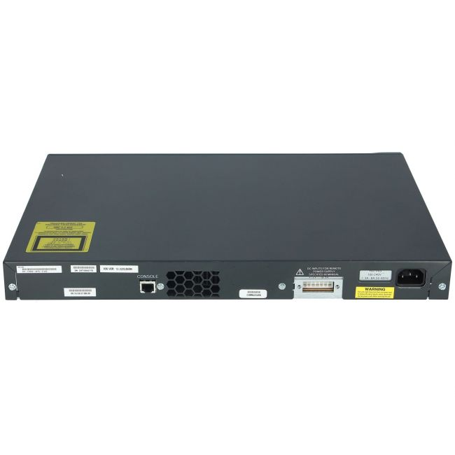 Cisco Catalyst WS-C3560-48TS-S
