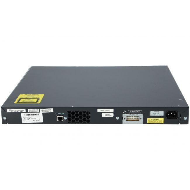 Cisco Catalyst WS-C3560G-48TS-S