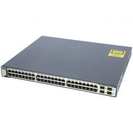 Cisco Catalyst WS-C3750-48PS-S