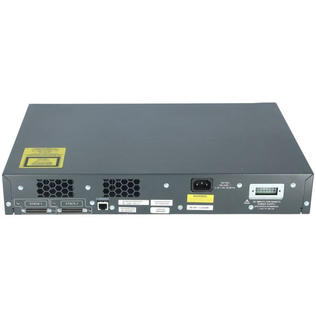 Cisco Catalyst WS-C3750G-24TS-S