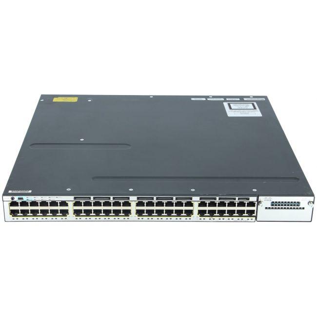 Cisco Catalyst WS-C3750X-48P-S