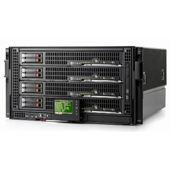 Шасси HP Bladesystem C3000