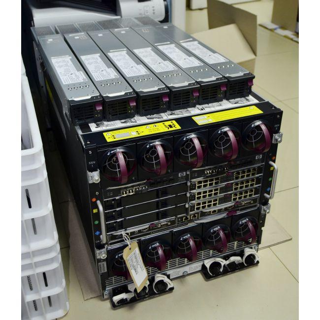 Шасси HP Bladesystem C7000