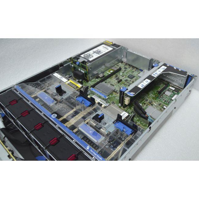 HP Proliant DL380p GEN8 SFF 25 hdd model